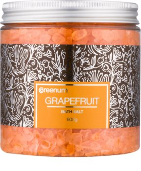 Greenum Grapefruit sel de bain