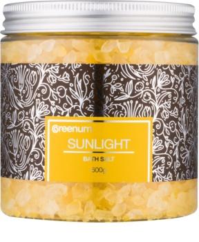 Greenum Sunlight соли за вана