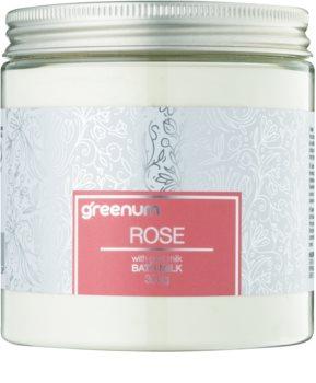 Greenum Rose Bademælkepulver