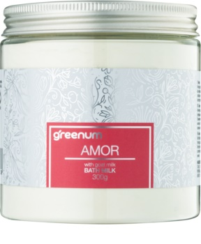 Greenum Amor Bademilch in Pulverform