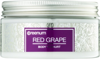 Greenum Red Grape Körperjoghurt