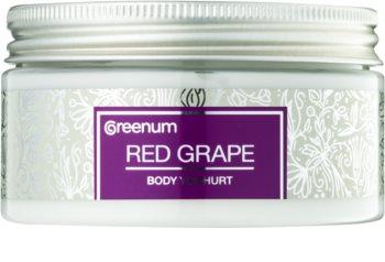 Greenum Red Grape telový jogurt