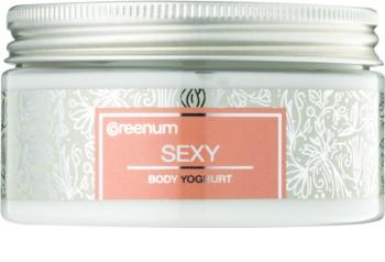 Greenum Sexy yogurt per il corpo