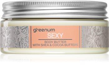 Greenum Sexy масло за тяло с масло от шеа