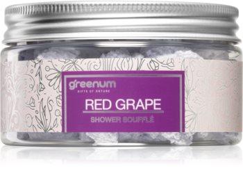 Greenum Red Grape soufflé pour le corps pour la douche