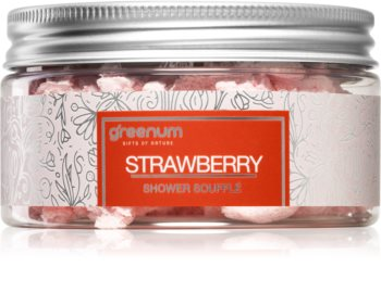 Greenum Strawberry Krops souffle til badet