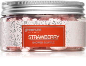 Greenum Strawberry soufflé pour le corps pour la douche