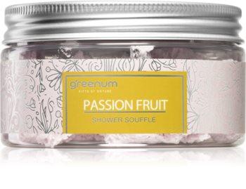Greenum Passion Fruit Körper-Soufflé für die Dusche