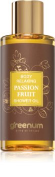 Greenum Passion Fruit hidratáló tusoló olaj