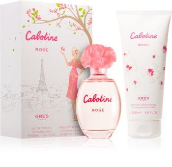 Grès Cabotine Rose Presentförpackning I. för Kvinnor