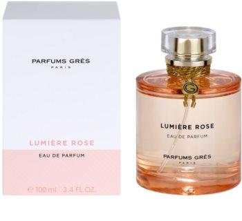 Grès Lumière Rose eau de parfum para mulheres