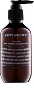 Grown Alchemist Hand & Body sapone liquido delicato per le mani