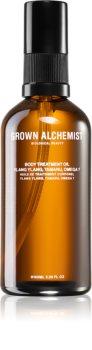 Grown Alchemist Hand & Body подхранващо масло за тяло за суха и чувствителна кожа