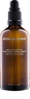 Grown Alchemist Hand & Body pečující tělový olej pro suchou a citlivou pokožku