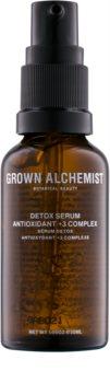Grown Alchemist Detox siero viso detossinante
