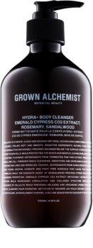 Grown Alchemist Hand & Body τζελ για ντους για ξηρό δέρμα