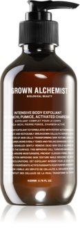 Grown Alchemist Hand & Body gommage corps intense avec pompe doseuse