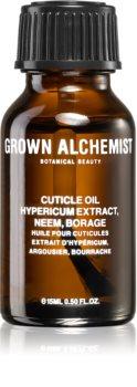 Grown Alchemist Special Treatment huile régénérante pour cuticules