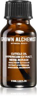 Grown Alchemist Special Treatment регенериращо олио кутикула