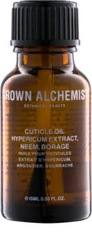 Grown Alchemist Special Treatment ulei pentru regenerare pentru cuticule