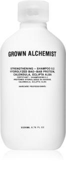 Grown Alchemist Strengthening Shampoo 0.2 posilující šampon pro poškozené vlasy