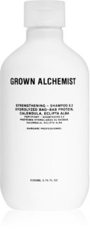 Grown Alchemist Strengthening Shampoo 0.2 подсилващ шампоан за увредена коса