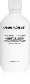 Grown Alchemist Strengthening Conditioner 0.2 Versterkende en Herstellende Conditioner  voor Beschadigd Haar