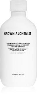 Grown Alchemist Volumising Conditioner 0.4 tömegnövelő kondicionáló gyenge szálú hajra
