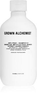 Grown Alchemist Anti-Frizz Shampoo 0.5 șampon pentru par indisciplinat