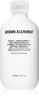 Grown Alchemist Detox Conditioner 0.1 Cleansing Detoxifying Conditioner