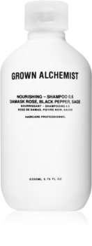 Grown Alchemist Nourishing Shampoo 0.6 šampon za intenzivno jačanje kose