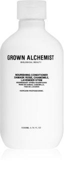 Grown Alchemist Nourishing Conditioner 0.6 hloubkově vyživující kondicionér