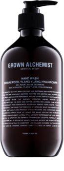 Grown Alchemist Hand & Body savon liquide mains au bois de santal
