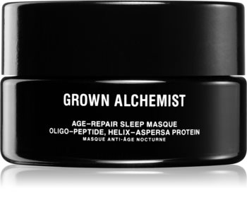Grown Alchemist Activate нощна маска за лице против признаци на стареене