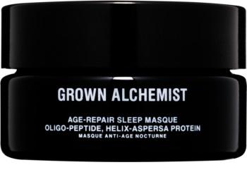 Grown Alchemist Activate μάσκα προσώπου νύχτας ενάντια στα σημάδια της γήρανσης