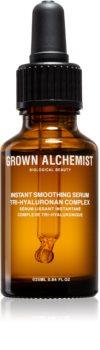 Grown Alchemist Instant Smoothing Serum verfeinerndes Serum mit feuchtigkeitsspendender Wirkung