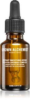 Grown Alchemist Instant Smoothing Serum vyhlazující sérum s hydratačním účinkem