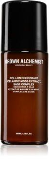 Grown Alchemist Roll-On Deodorant дезодорант с шариковым аппликатором для чувствительной кожи