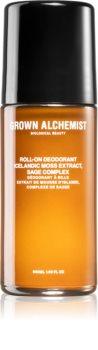 Grown Alchemist Roll-On Deodorant desodorizante roll-on para pele sensível