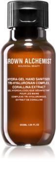 Grown Alchemist Hydra-Gel Hand Sanitiser kéztisztító gél hidratáló hatással
