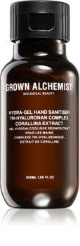 Grown Alchemist Hydra-Gel Hand Sanitiser gel nettoyant mains pour un effet naturel