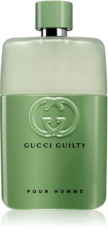Gucci Guilty Pour Homme Love Edition woda toaletowa dla mężczyzn