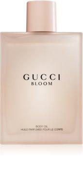 Gucci Bloom telový olej pre ženy
