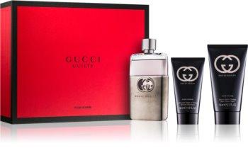 Gucci Guilty Pour Homme dárková sada VII. pro muže