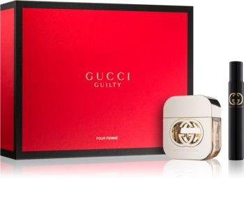 Gucci Guilty Gift Set XI. for Women