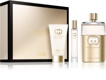 Gucci Guilty Pour Femme Gift Set  IV. voor Vrouwen