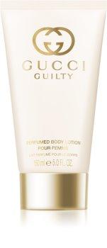 Gucci Guilty Pour Femme mlijeko za tijelo za žene