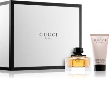 Gucci Flora by Gucci dárková sada III. pro ženy