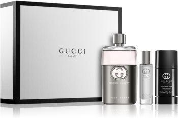 Gucci Guilty Pour Homme σετ δώρου V. για άντρες