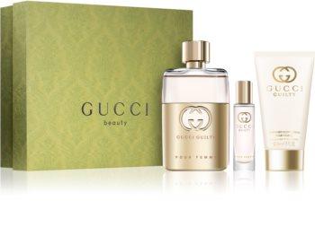 Gucci Guilty Pour Femme confezione regalo II. da donna